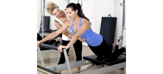 Instructor de Pilates Máquina. Reformer – Box Nivel I